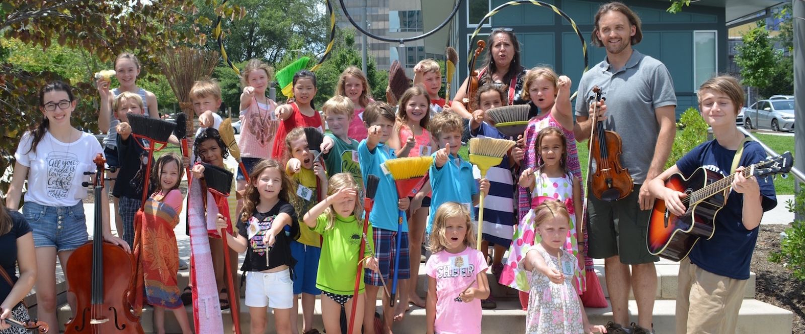 Summer Camps at Asheville Music School