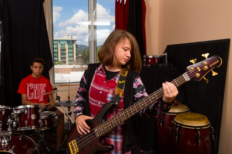 Rock Camp | Summer Music Camp Offering at Asheville Music School