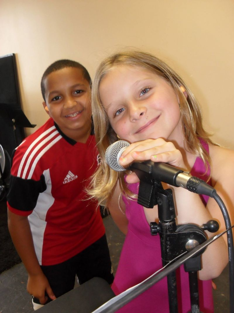 Music Explorations Camp | Summer Music Camp Offering at Asheville Music School