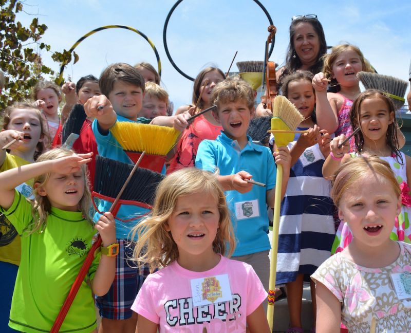 Beginner Suzuki Strings Camp | Summer Music Camp Offering at Asheville Music School