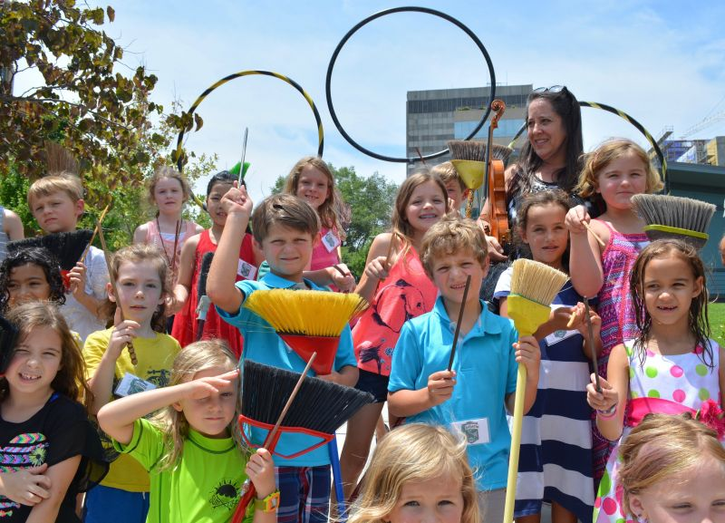 Suzuki Strings Camp | Summer Music Camp Offering at Asheville Music School