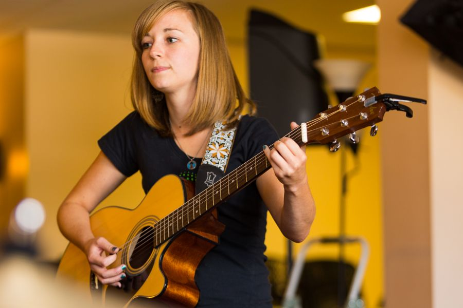 Guitar | Private Music Lessons | Asheville Music School