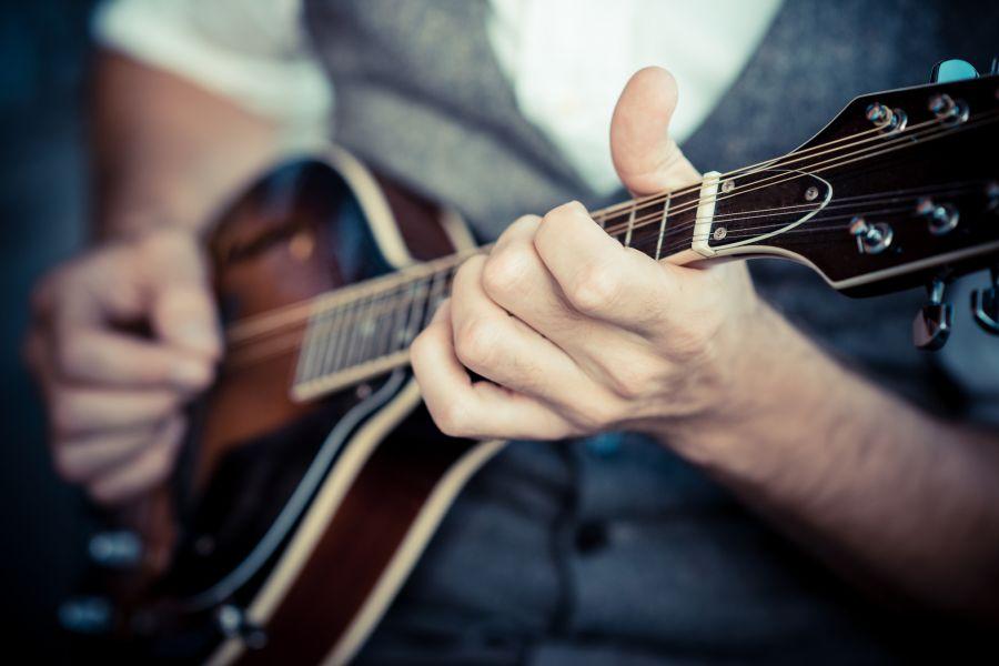 Mandolin | Private Music Lessons | Asheville Music School