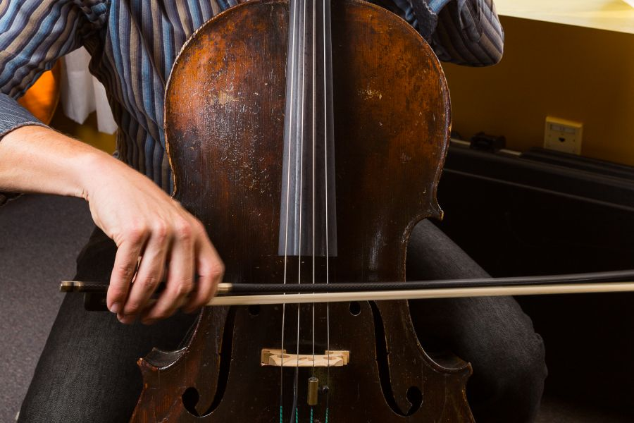 Cello | Private Music Lessons | Asheville Music School