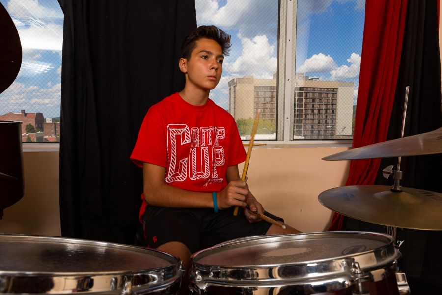 Drums | Private Music Lessons | Asheville Music School