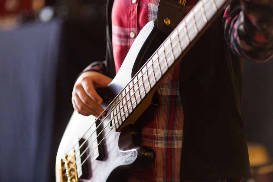 Electric Bass | Private Music Lessons | Asheville Music School