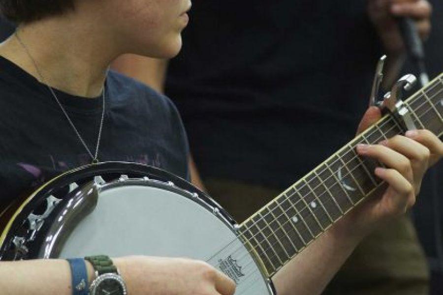 Banjo | Private Music Lessons | Asheville Music School