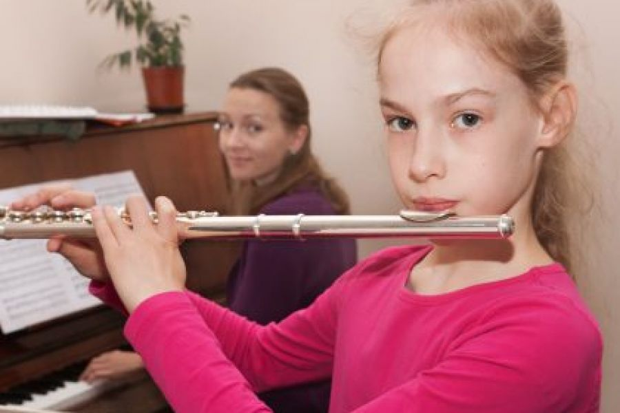 Flute | Private Music Lessons | Asheville Music School