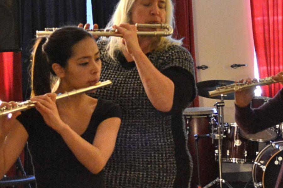 Delia Lytle Bailey | Teacher at Asheville Music School