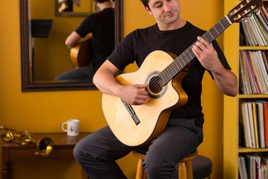 Sam Irvin IV | Teacher at Asheville Music School