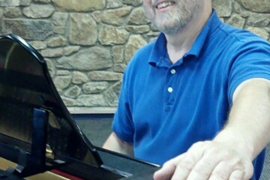 Paul Templon | Teacher at Asheville Music School